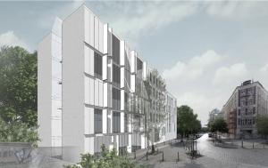 Atelierhaus, 12E - Berlin