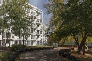 Zwei Wohncuben, 112 WE, GESOBAU - Hellersdorf, Berlin