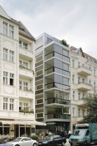 Ly43, Wohn- und Geschäftshaus 15E - Prenzlauer Berg, Berlin