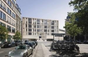 Wohn- und Geschäftshaus, Hausvogteiplatz - Berlin