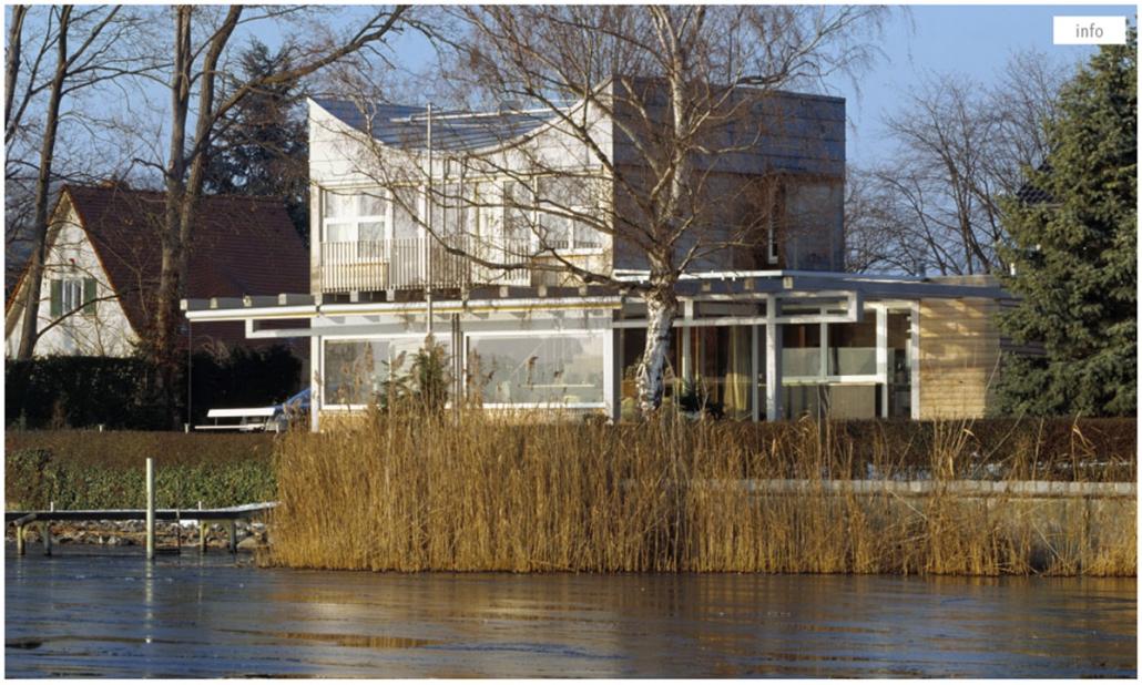Holzhaus – Schwanenwerder, Berlin