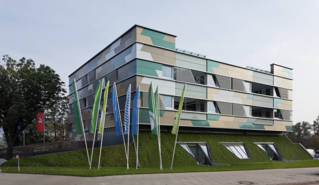 Hybrid House Hamburg, IBA Wilhelmsruh (1.Preis), Hamburg